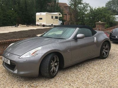 used Nissan 370Z 3.7 GT 2dr