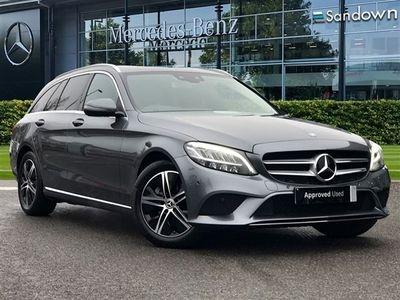 used Mercedes C220 C Classd Sport Estate Auto 5-Door