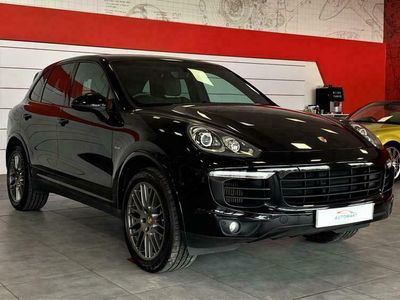 used Porsche Cayenne 3.0 TD Platinum Edition Tiptronic 4WD (s/s) 5dr
