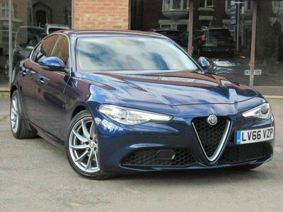 used Alfa Romeo Giulia 2.2 TD Super Auto (s/s) 4dr