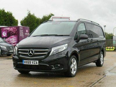 used Mercedes Vito 119 BLUETEC Crew van Premium Long L2 2.2