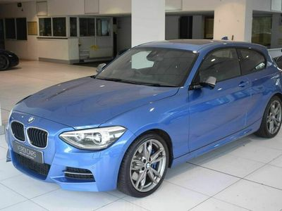 used BMW M135 1 Series 3.0 i Sports Hatch Sport Auto 3dr