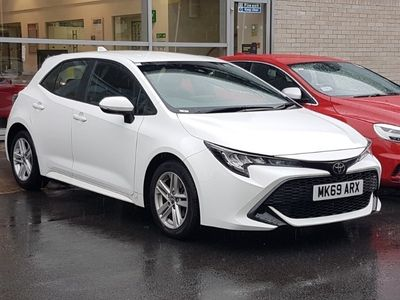 used Toyota Corolla 1.2T VVT-i Icon 5dr