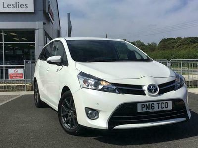 used Toyota Verso 5-Dr 1.6 D-4D Trend