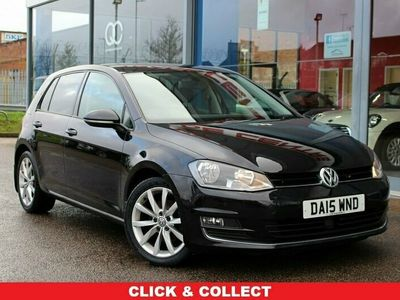 used VW Golf 2.0 GT TDI BLUEMOTION TECHNOLOGY 5d 148 BHP