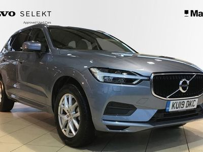 used Volvo XC60 2019 Nottingham 2.0 B4D Momentum 5dr AWD Geartronic