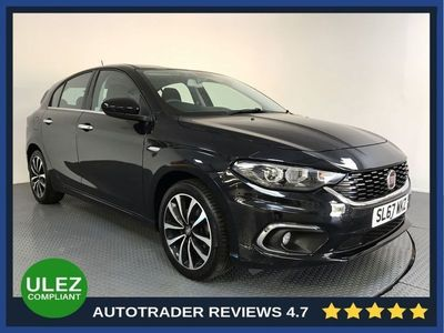 used Fiat Tipo 1.4 LOUNGE 5d 94 BHP REAR SENSORS-AIR CON - BLUETOOTH