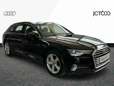 used Audi A6 40 TDI Sport 5dr S Tronic diesel avant