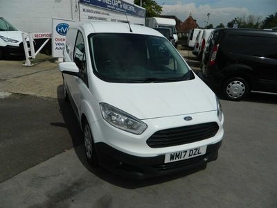 used Ford Transit TREND TDCI Euro 6, A/C, 30,000 Miles, 2017 (17)