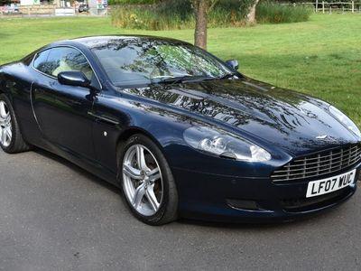 used Aston Martin DB9 DB9