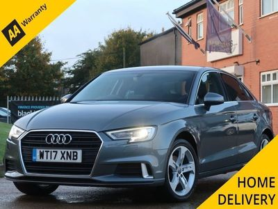 used Audi A3 PETROL SEMI AUTOMATIC SALOON 4 DOORS