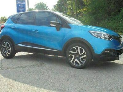 used Renault Captur DYNAMIQUE S NAV DCI 1.5 5dr