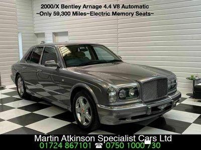 used Bentley Arnage 4.4 V8 4dr