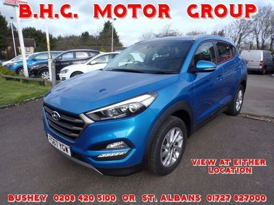 used Hyundai Tucson 1.6 Gdi Blue Drive Se 5Dr 2Wd