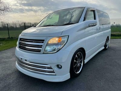 used Nissan Elgrand RIDER S WE WILL NOT BE BEATEN ON PRICE ON ELGRANDS