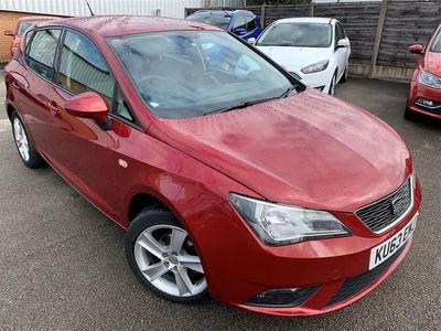 used Seat Ibiza HATCHBACK SPECIAL EDITION 1.4 Toca 5dr