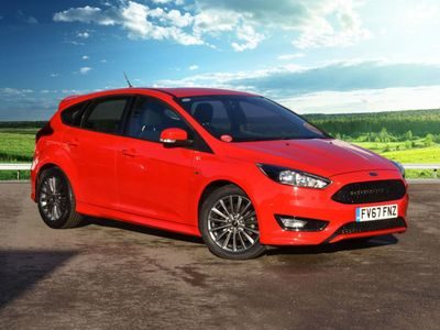 used Ford Focus 2018 ST-LINE TDCI 1.5 5dr