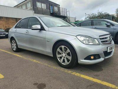 used Mercedes C200 C Class 2.1CDI BlueEFFICIENCY SE 7G-Tronic 4dr