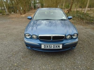 used Jaguar X-type Saloon 2.5 V6 4d