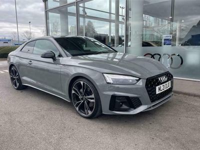 used Audi A5 COUPE SPECIAL EDITIONS 40 TFSI Edition 1 2dr S Tronic