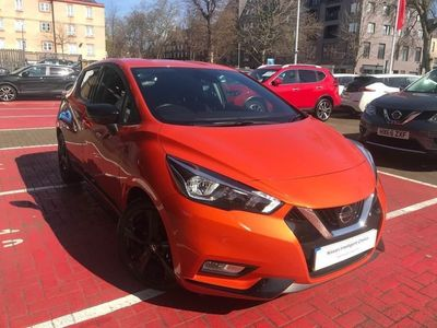 used Nissan Micra 0.9 Ig-T N-Connecta 5Dr