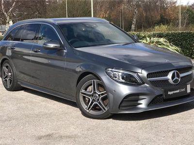 used Mercedes C300 C CLASS DIESEL ESTATEAMG Line Premium 5dr 9G-Tronic