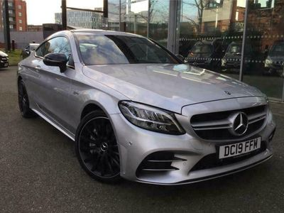 used Mercedes C43 AMG AMG4MATIC
