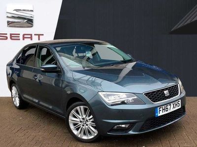 used Seat Toledo 2018 Leicester 1.0 TSI 110 Xcellence 5dr