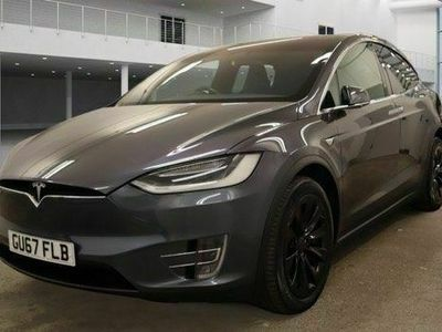 used Tesla Model X 75D Dual Motor Auto 4WDE 5dr