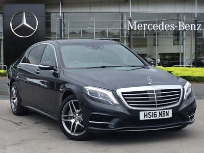 used Mercedes S300 S-ClassL AMG Line 4dr Auto [Executive]