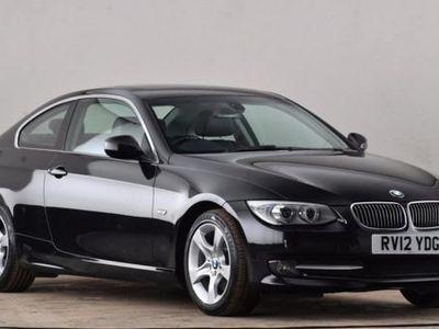 used BMW 325 3 Series i SE 2dr