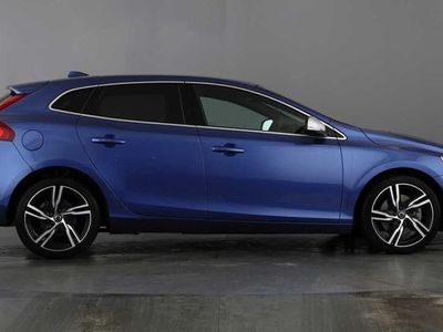 used Volvo V40 T2 [122] R Design Edition 5Dr Geartronic