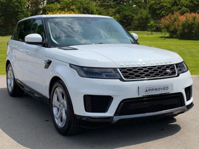 used Land Rover Range Rover Sport 3.0 SDV6 HSE 5dr Auto Diesel Estate