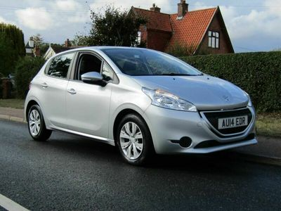 used Peugeot 208 1.4 HDI ACCESS PLUS 5DR TURBO DIESEL HATCHBACK ** 40,000 MILES * FULL HISTORY * FREE TAX **