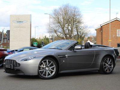 used Aston Martin Vantage 2014 Brentwood S 2dr Sportshift