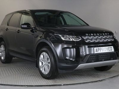 used Land Rover Discovery Sport 2.0 D180 S 5dr Auto 2019