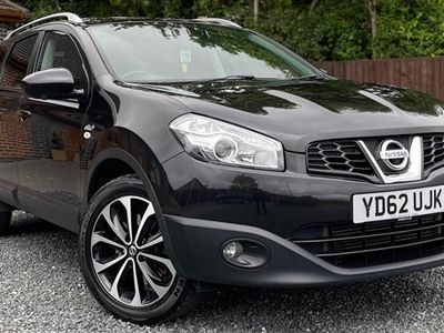used Nissan Qashqai 2 1.6 dCi N-Tec+ 5dr 4WD [Start Stop]