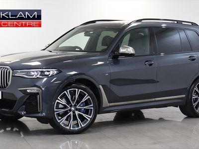 used BMW X7 2020 703.0 M50D 5dr