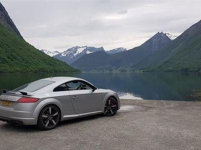 used Audi TT RS TFSI QUATTRO - SPORTS PACK 2017