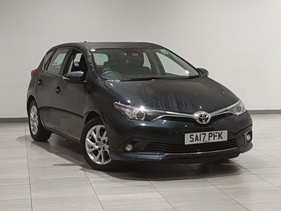used Toyota Auris 1.6 D-4D Icon Tss 5Dr