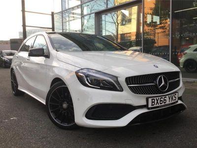 used Mercedes A180 A-ClassAmg Line Premium Plus 5Dr