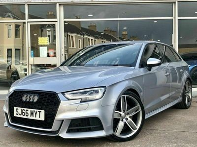 used Audi S3 Sportback 2.0 TFSI S Tronic quattro (s/s) 5dr