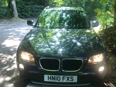 used BMW X1 2.0 18d SE xDrive 5dr