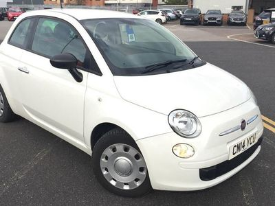 used Fiat 500 1.2 Pop 3dr [Start Stop]