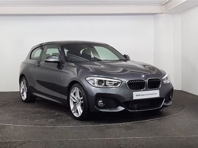 used BMW 120 i M Sport 3-Door