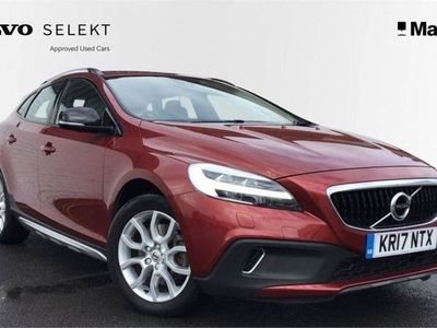 used Volvo V40 CC T3 Pro Automatic, (152bhp) WINTER PACK, Sensus Navigation, CRUISE CONTROL, 17' Keid Alloy Wheels, Electronic Climate Control,