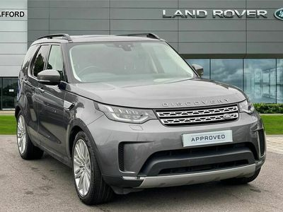 used Land Rover Discovery 3.0TD6 HSE (259ps) 4X4 Station Wagon 5d Auto