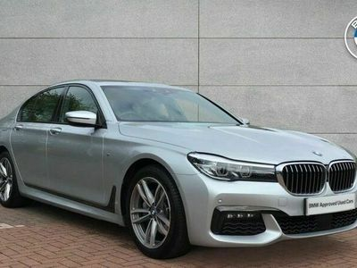 used BMW 730 d M Sport Saloon