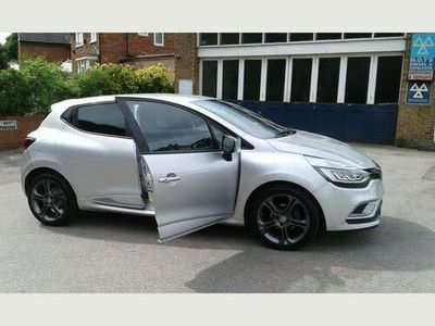 used Renault Clio GT Line