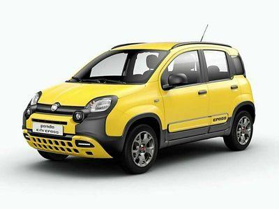 used Fiat Panda Cross 1.0 Hybrid 70hp City 5dr